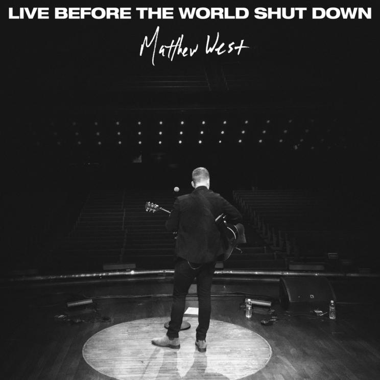Matthew West Set To Release Live EP - October 30