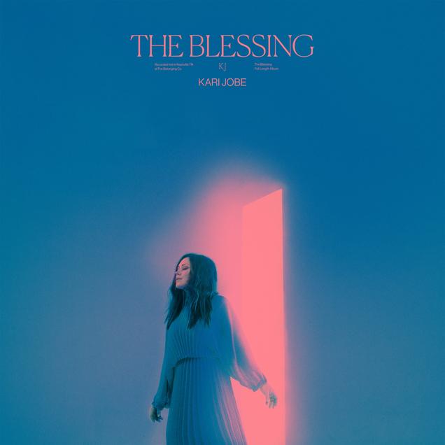 Kari Jobe Releases The Blessing (Live Album) Today