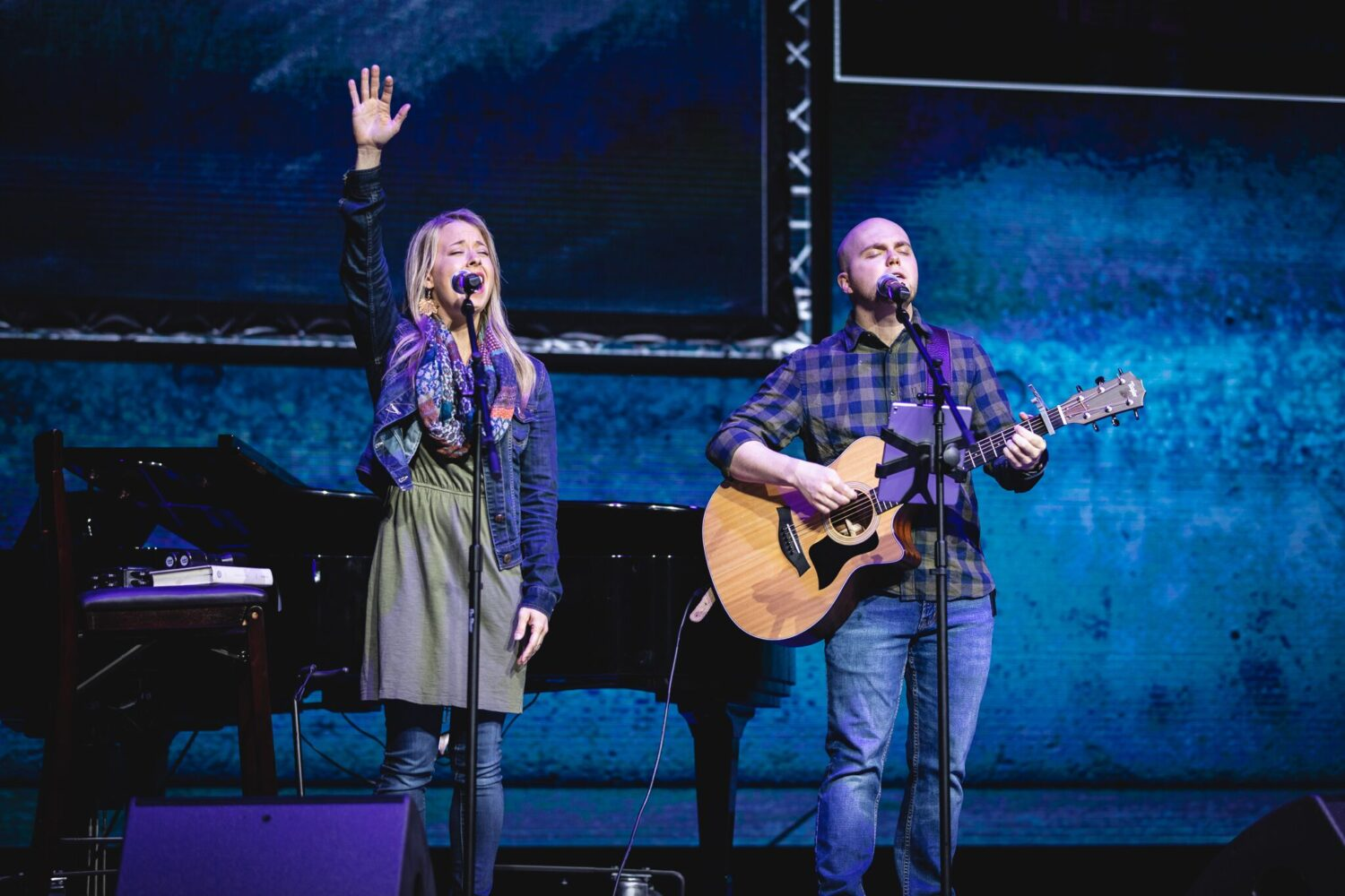 Between You & Me: Jonathan and Emily Martin on generational worship