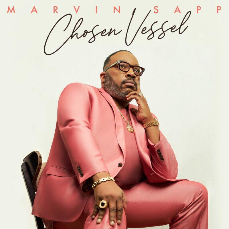 Marvin Sapp debuts at #1-Chosen Vessel album