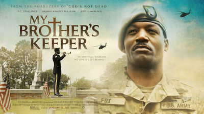 Coming to Theaters-New Drama MY BROTHER'S KEEPER Shares One Man's PTSD Battle