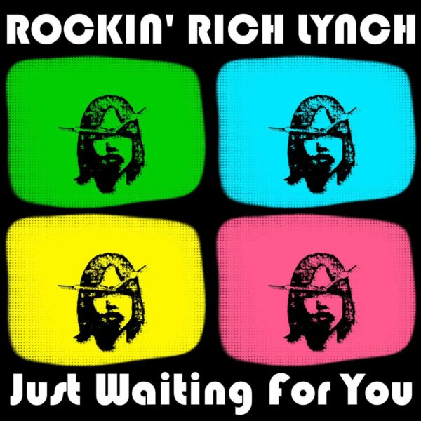 """Musician Rockin' Rich Lynch Is """"Just Waiting For You"""" to Support His Songs"""