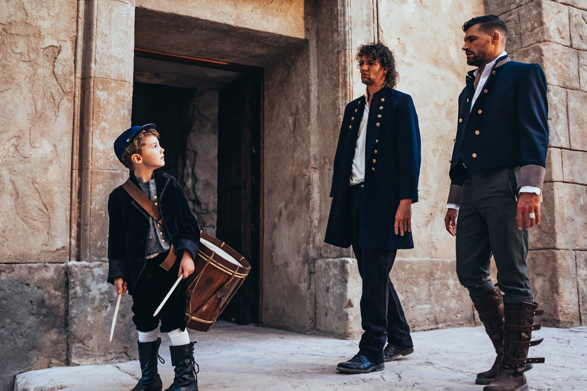 for KING & COUNTRY Release Videos for Little Drummer Boy & Heavenly Hosts