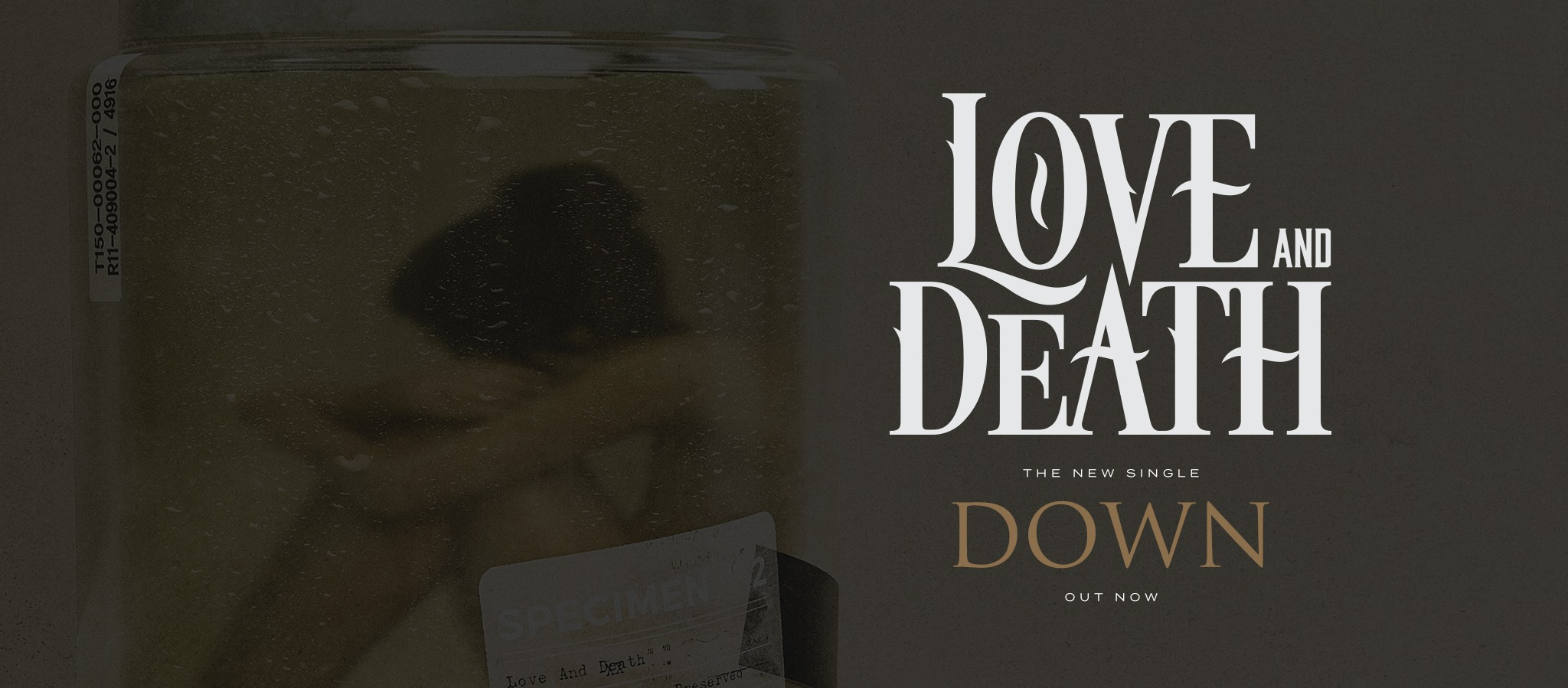Love and Death Return with Down