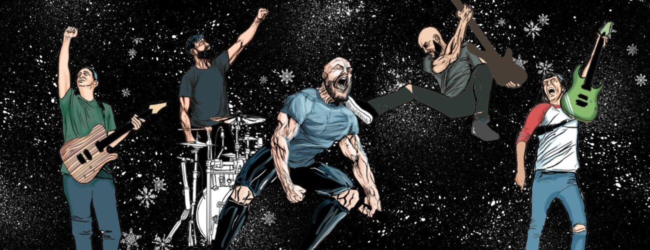 August Burns Red Make Christmas Burns Red 2020 Announcement