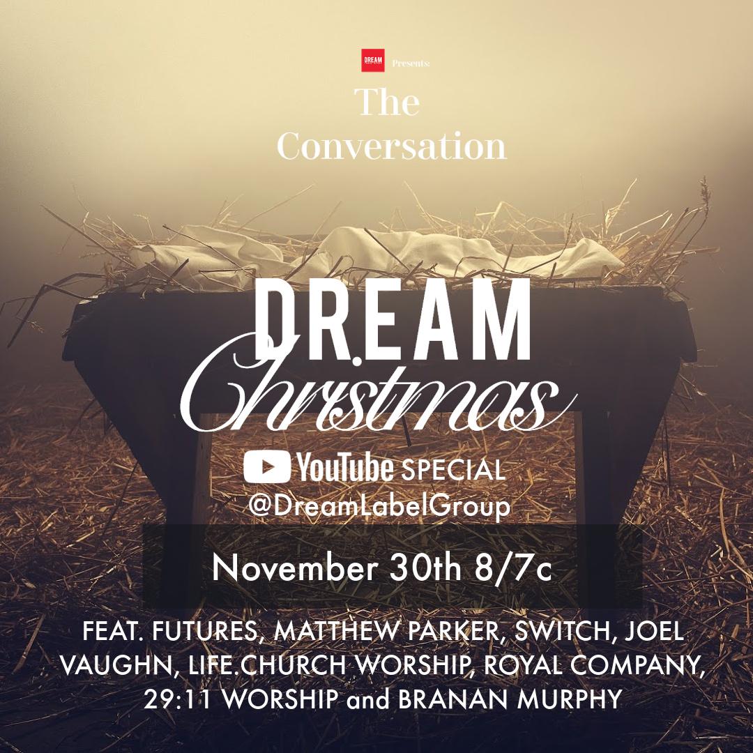 The DREAM Christmas Special Podcast