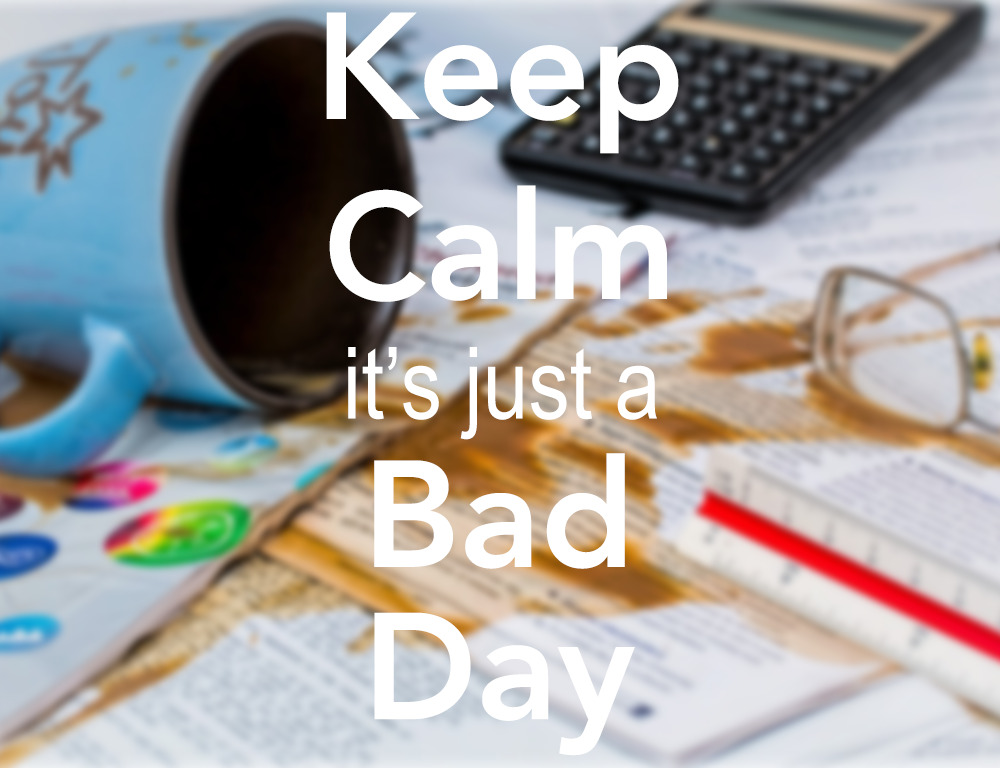 The Terrible Horrible, No Good, Very Bad Day