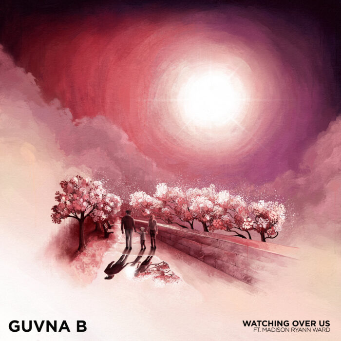 Video: Guvna B - Watching Over Us ft Madison Ryann Ward