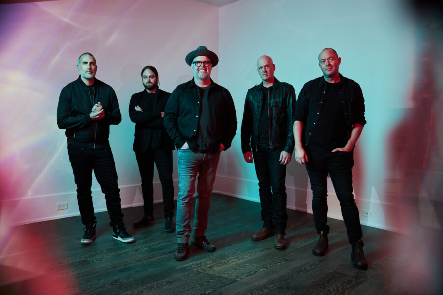 MercyMe Named Billboard's Top Christian Artist of 2010s; Debuts New Single Say I Won't