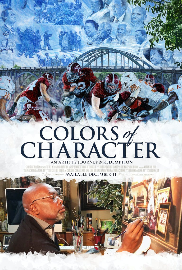 COLORS OF CHARACTER: An Artist's Journey to Redemption - Streaming in a Special One-Night-Only Online Event