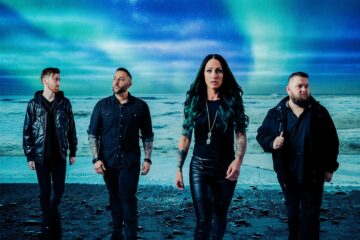 Rock News Roundup 70 & New Release Day Roundup: 8/6/21 - The Letter Black Reveal Album Cover & Song Preview - The Letter Black Announce Album Release Date