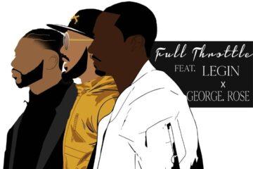 Video: Alvin Marquis - Full Throttle feat. George.Rose & Legin