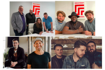 Red Street Records Expands Adding New Artists & Songwriters to Roster