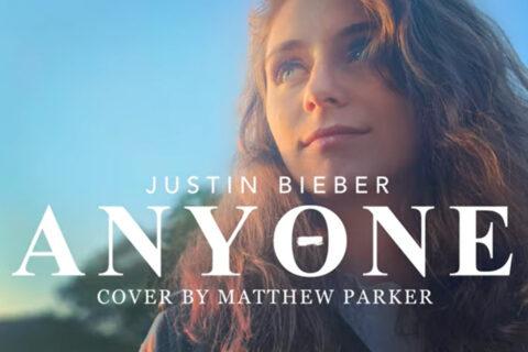 Matthew Parker Covers Justin Bieber's Anyone