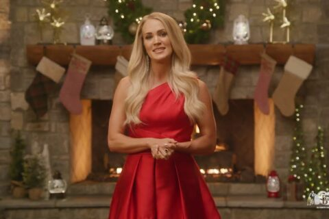 A Collection of Carrie Underwood's Recent TV Performances