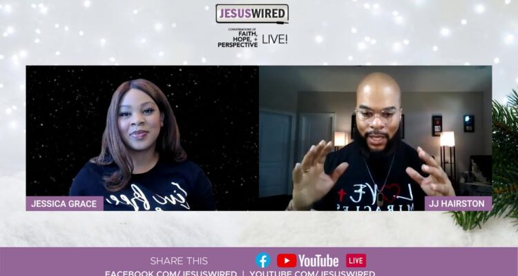 """A conversation about """"Not Holding Back"""" with JJ Hairston"""