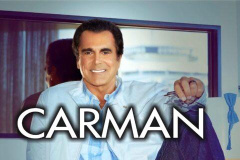 GMA Gospel Music Hall of Fame Member CARMAN Dies in Las Vegas