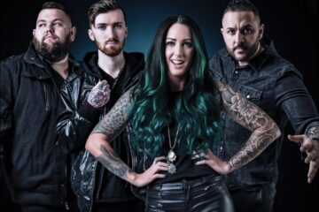 The Letter Black Rise up with New Single