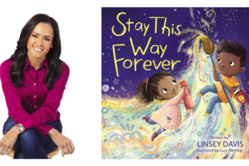 Linsey Davis Releases Stay This Way Forever Children's Book