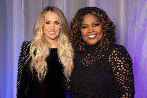 Audio: Carrie Underwood - Great Is Thy Faithfulness ft. CeCe Winans