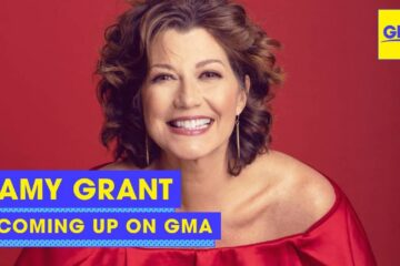 """Amy Grant to Perform """"Every Heartbeat"""" on ABC's GOOD MORNING AMERICA February 10"""