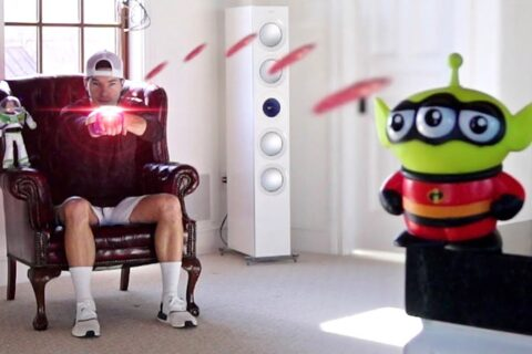 Video: Dude Perfect - Toy Trick Shots