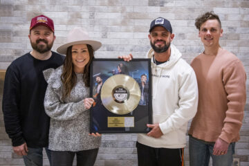 Grammy-Nominated Song, The Blessing, Goes Gold