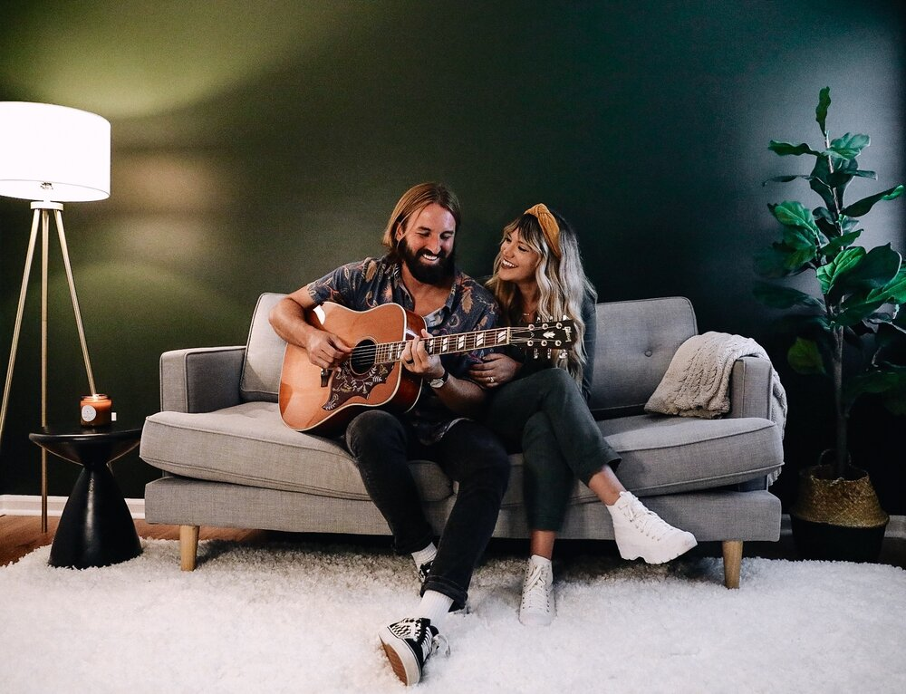Between You & Me: Austin and Lindsey Adamec on 'The Sound of the House'