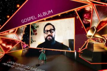 "PJ Morton Wins Grammy for ""Gospel According to PJ"""