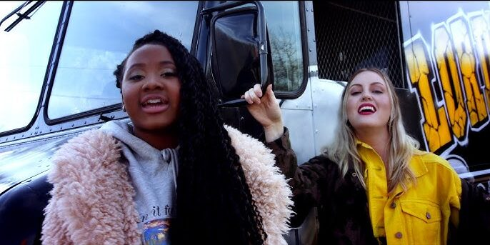 Lyric Watts and V.Rose Fight Against Bullying in Debut Single