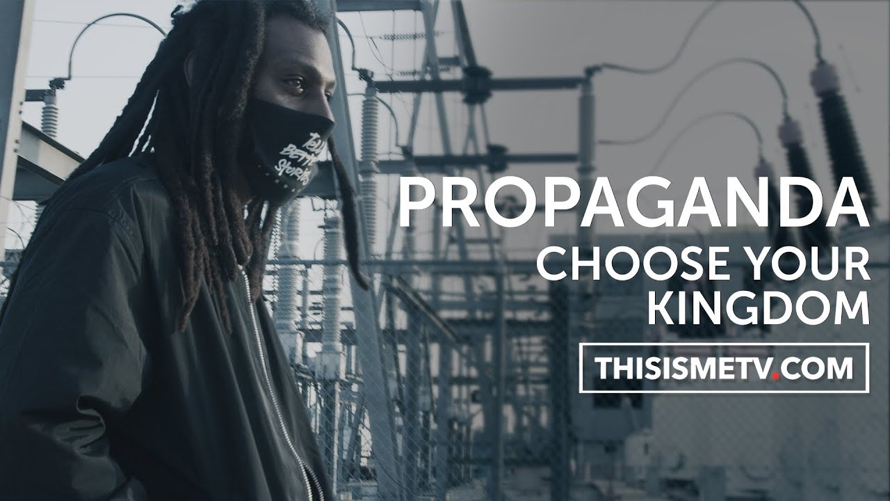 Propaganda Chooses his Kingdom on latest episode of This Is Me TV