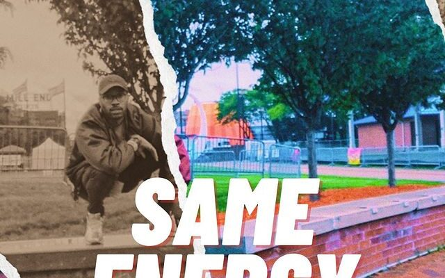 New Music: James Gardin - Same Energy