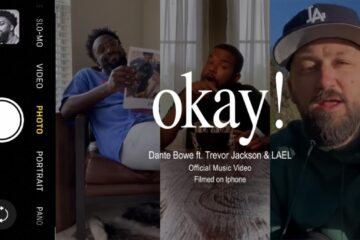 Dante Bowe Knows Everything will be 'Okay' in new Music Video featuring Trevor Jackson