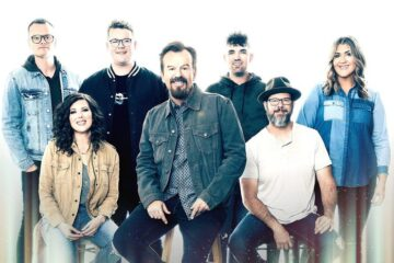 Casting Crowns Breaks Streaming Record for a Christian Song at Amazon Music with Scars in Heaven