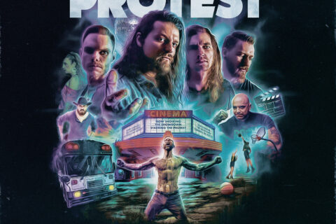 """The Protest Show Up to the Showdown with Killer New Single - The Protest Release """"Show Up to the Showdown"""" as Lead Single From Newly Announced Death Stare EP - The Protest to Release """"Show Up to the Showdown"""" July 23"""