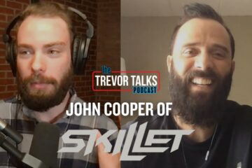 John Cooper Shares Inside Details of a New Skillet Song on the Trevor Talks Podcast
