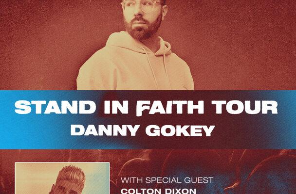 Danny Gokey Announces Fall Tour with Special Guest Colton Dixon
