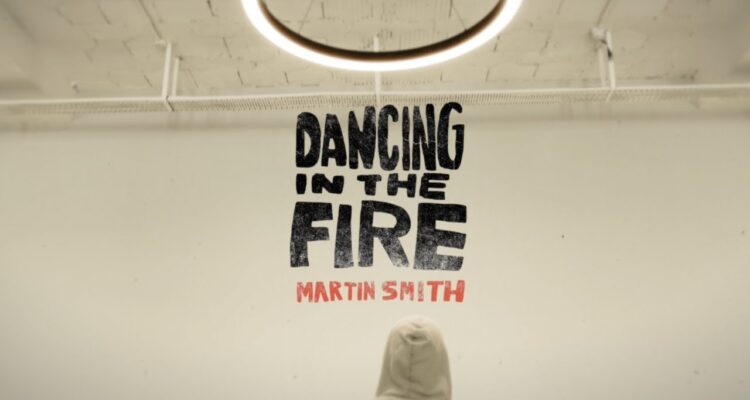 Martin Smith is Dancing In The Fire in new Single