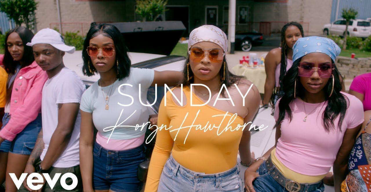 Koryn Hawthorne Releases New Video Sunday