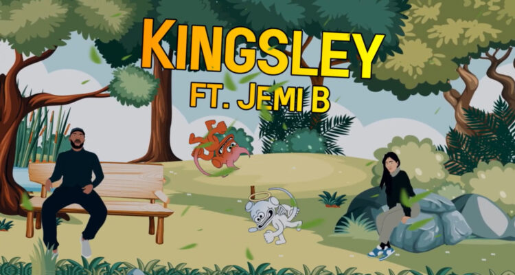 Kingsley returns with new single Conversations feat Jemi B