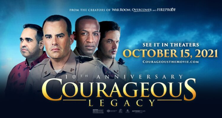 Courageous Legacy in Theaters October 15