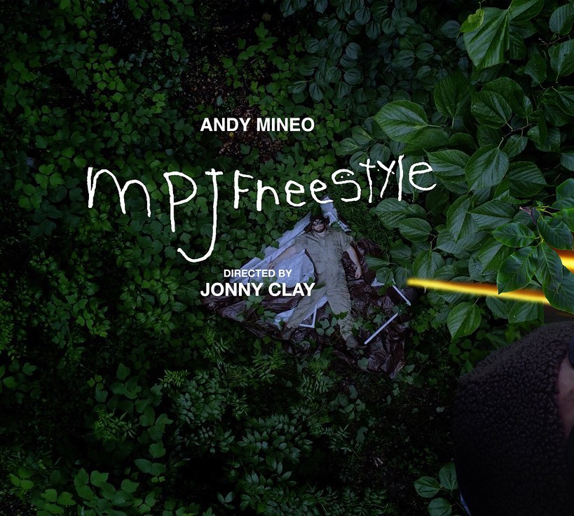 """Andy Mineo Releases """"MPJ Freestyle"""" a sneak preview for his Never Land II Album"""