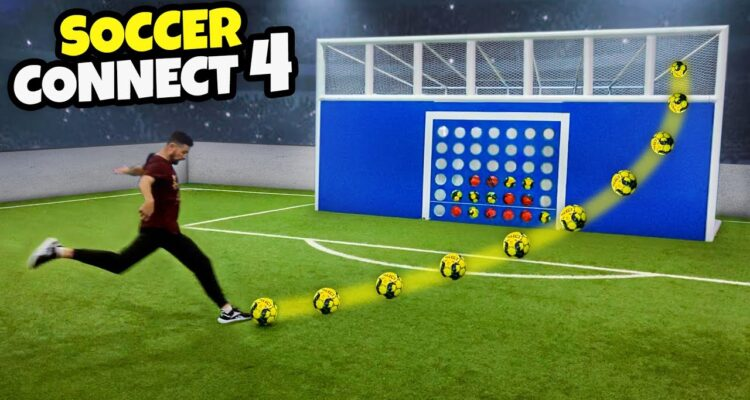 How RIdiculous Create Soccer Connect 4