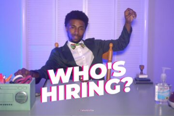 Josiah Williams Asks Who's Hiring in new Wrestle and Flow Video