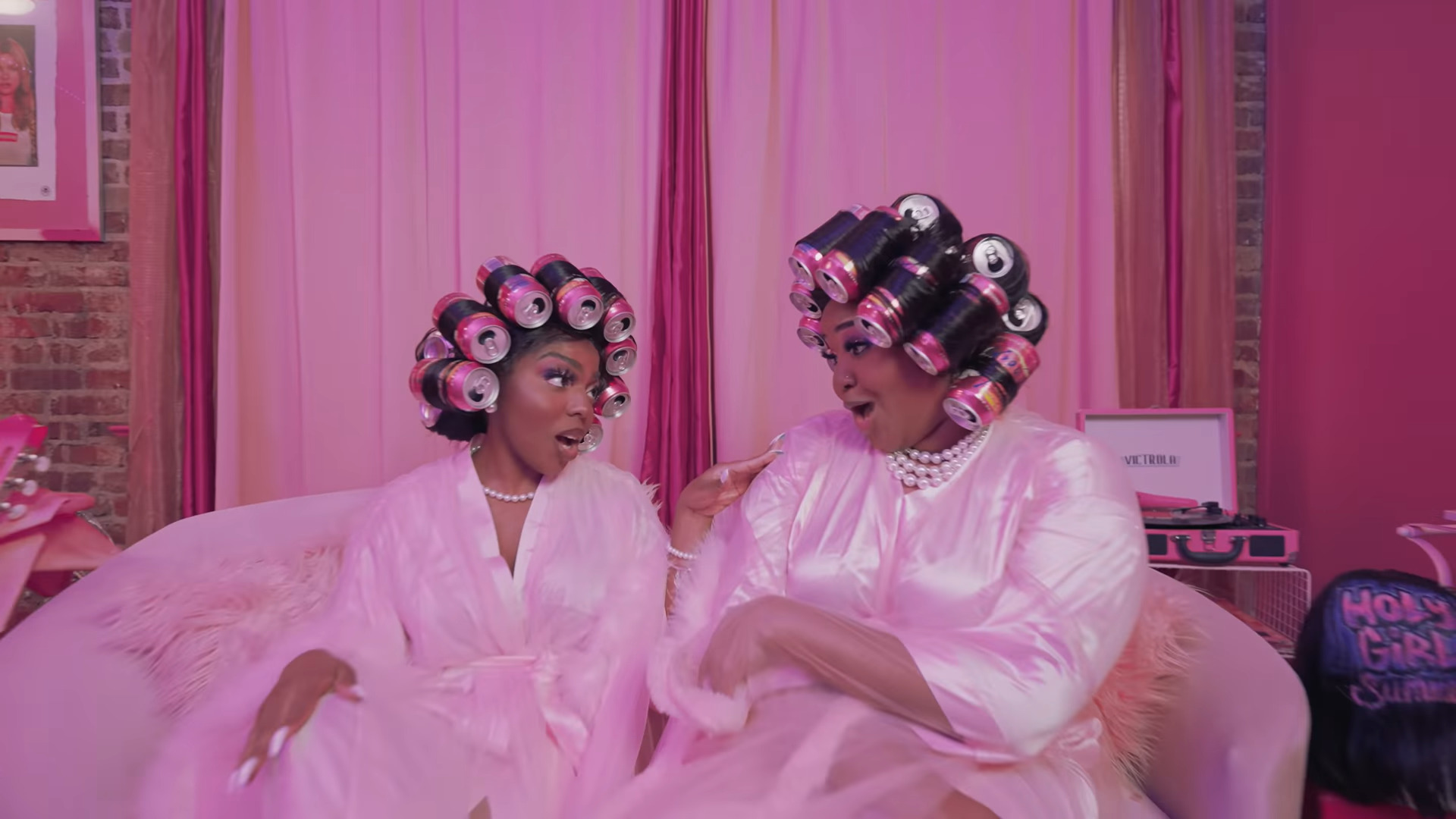 Wande & Porsha Love say Don't Worry Bout It [Video]