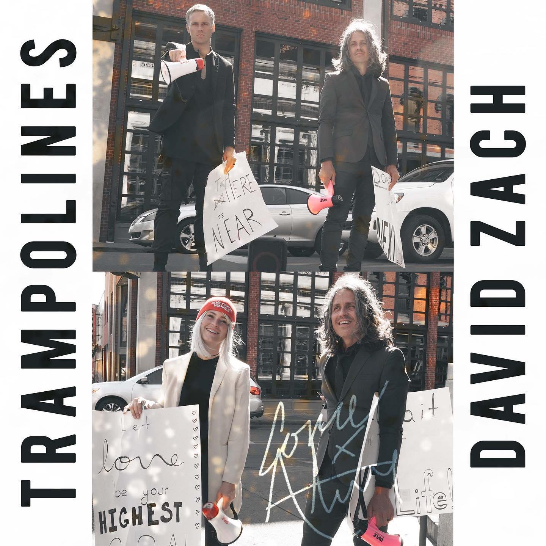 Exclusive Premiere: Trampolines and David Zach Amplify Love Over Hate in Come Alive Video