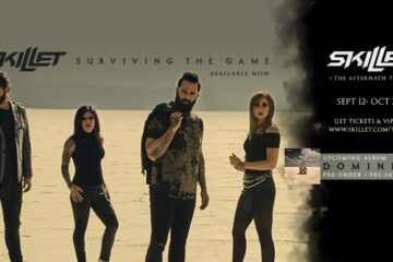 Skillet Release Surviving The Game Single; Announce New Album