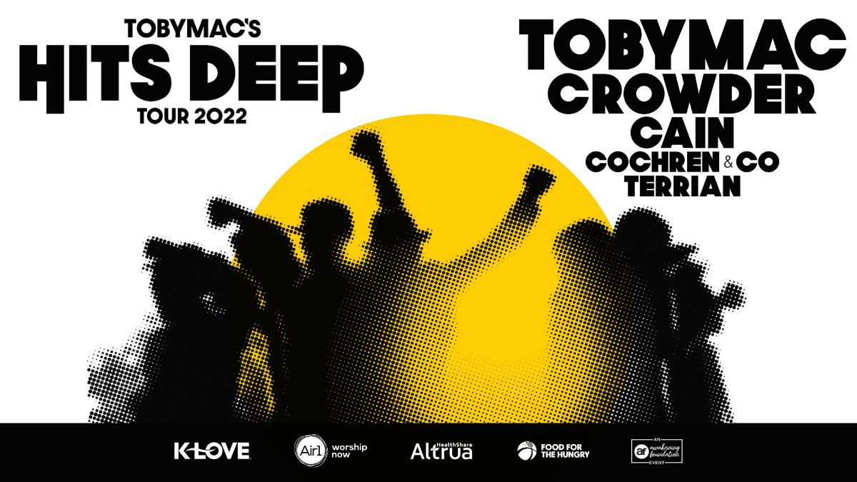 GRAMMY®-Winner TobyMac announces annual HITS DEEP TOUR With 29 Shows, In 26 Cities