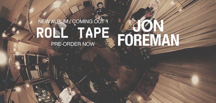 Rock News Roundup 76 Jon Foreman