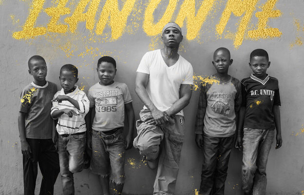 Grammy winner Kirk Franklin re-releases hit single 'Lean on Me,' featuring youth from Compassion International